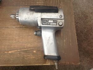 Snap On Tools Im5b Air Impact Wrench 1 2 Drive Usa Made Pneumatic Impact Gun