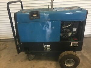 Miller Bobcat 250 Engine driven Welder Generator 11000 Watt