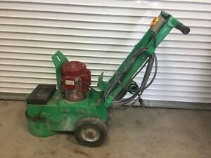 Edco 1 5hp Electric Single Disc Concrete Floor Grinder Sec 1 5l