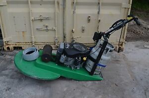 Pioneer Sr2817 28 Propane Floor Buffer Burnisher With 110v Starter