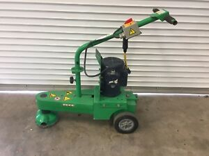 Edco Tmc7 2l Turbo Disc Concrete Grinder Edger