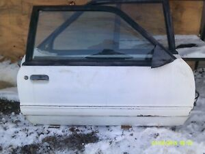 1987 1993 Ford Mustang Hatch Or Notch Passenger Side Door Rh 90 91 92 93 87 88