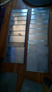 Vacuum Oven Shelves And Pans