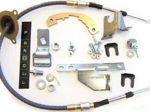 1964 1965 Chevelle Overdrive Powerglide Shifter Conversion Kit W Cable Sc2041 c