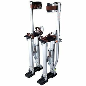 Triprel Inc 24 To 40 Professional Adjustable Construction Aluminum Stilts For
