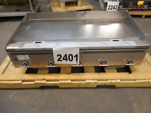 2401 new s d Vulcan 60 Rapid Recovery Griddle Thermostat Model Vccg60 ac01