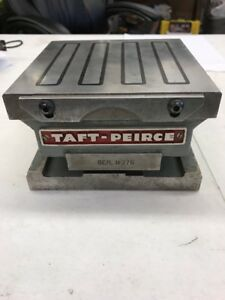 Taft Pierce 6 X 6 Magnetic Sine Plate Serial 376 well Maintained