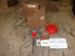 Vintage Brookins Balcrank 870 Air Powered Grease Pump New In Box