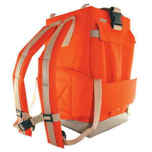Total Station Top Loading Field Backpack For Surveying Construction