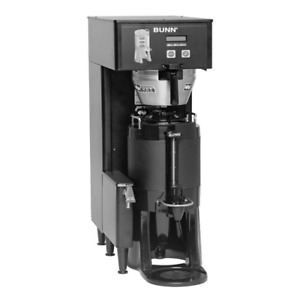 Bunn Single Tf Dbc Commercial Coffee Brewer Server Shipping Available In Us