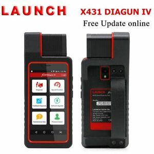 Launch X431 Diagun Iv Full System Auto Diagnostic Tool Code Reader Scanner Us