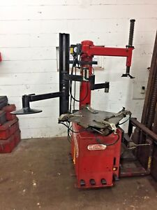 Accu turn Colibri Bl 512 Itasr 26 326s Rim Clamp Tire Machine Changer 175