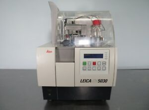 Leica Cv5030 Coverslipper With Warranty
