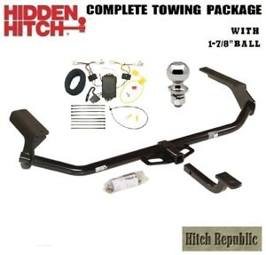 Fits 2009 2016 Toyota Venza Class 2 Trailer Hitch Package W 1 7 8 Ball 90213