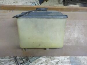 71 72 73 Mustang Original Windshield Washer Bottle Container 1971 1972 1973