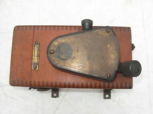 1910 11 12 13 14 Ford Model T K W Kw Master Ignition Vibrator W Paperwork