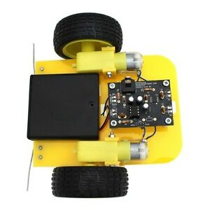 Bump And Spin Buggy Kit Picaxe 08m2 Electronics Kit 2159