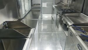 Food Trucks For Sale Custom Made To Order Kitchens