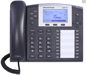 Grandstream Gxp2110 Voip Business Phone Gxp 2110 Grand Stream Tested