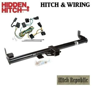 Fits 1998 2006 Jeep Wrangler Class 3 Trailer Hitch Wiring Kit 87431