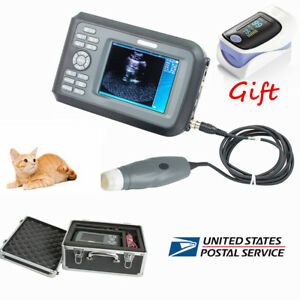 Us Portable Laptop Ultrasound Scanner Machine Handscan Animal Veterinary gift
