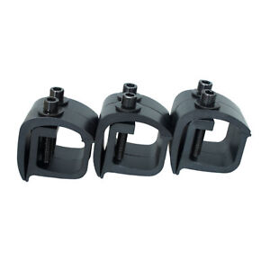 Mounting Clamp For Pickup Truck Cap Camper Shell Topper For Short Bed Set Of 6