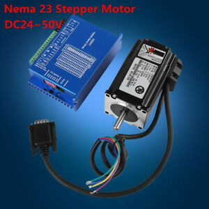 Hss57 Hybrid Servo Driver 57hse2n Nema 23 Closed loop 2n m Stepper Motor Kit L