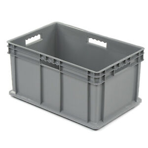 Akro mils 37682 Straight Wall Container Solid Sides Base 23 3 4 l X 15 3 4 w X