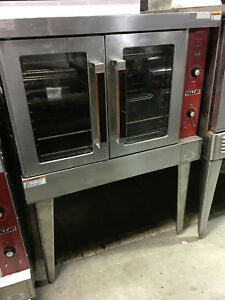 Vulcan Single Electric Convection Oven Vc4ed 9