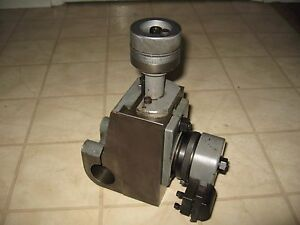 Feeler hardinge Chucker Threading Attachment W bit Lathe Mill Machinist mint