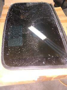 1996 1998 Acura Tl Sunroof Glass Glass Only