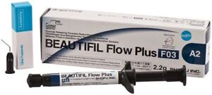 Shofu Beautifil Flow Plus Base Liner And Final Restorative All In One F03 A2