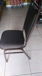 9 Banquet Chairs Commercial Hospitality Type