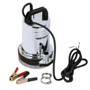 Dc24v Farm Ranch Solar Submersible Water Pump stainless Steel 120w 32 8ft Lift