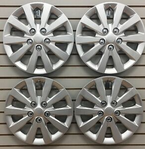 New 16 Hubcap Wheelcover Set That Fit 2011 2017 Nissan Quest