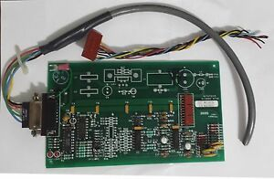 Mitutoyo 013899 8708 Assy 014013a Dro Interface Board W cables