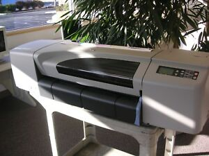 Hp Designjet 500ps 24 C7769c Color Plotter printer