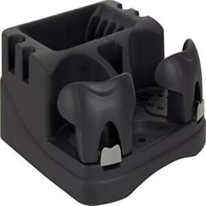 Car Console Cup Holder Drink Storage Vehicle Bottle Tray Organizer Center Auto