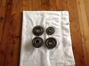 Jeep Dana 20 Transfer Case Gears Intermediate 2 Sliding And Front Output