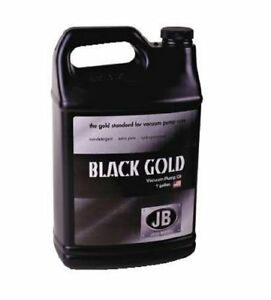 Jb Industries Dvo 24 Bottle Of Black Gold Vacuum Pump Oil 1 Gallon By Jb