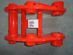 Kubota M62 Backhoe Qc Linkage Model Bt4580 7k521 83101 New