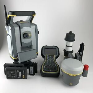 Trimble S7 Dr 3 Robotic Reflectorless Total Station R10 Gnss Tsc3 At360