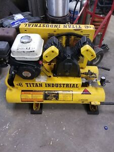 Titan Industrial 5 5 Hp 8 Gallon Air Compressor