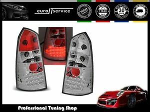 New Rear Lights Tail Ldfo01 Ford Focus Mk1 1998 2000 2001 2002 2003 2004 Led