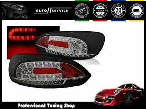 Set Rear Lights Tail Ldvwi4 Vw Scirocco Iii 2008 2010 2011 2012 2013 2014 Led
