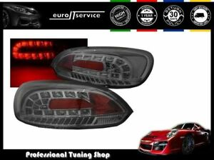 Set Rear Lights Tail Ldvwi3 Vw Scirocco Iii 2008 2010 2011 2012 2013 2014 Led