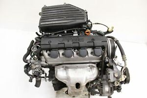 Jdm Honda Civic 01 05 1 7l D17a Sohc Vtec Engine