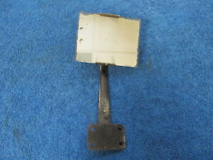 Vintage Chevy Dodge Ford Model A Rat Rod Gasser Exterior Rear View Mirror 118