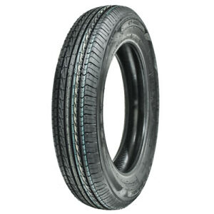 Empi 10 4022 Nankang 165 80 R15 Street Tire Ideal For Most Vw Bugs