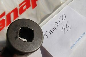 Snap On Tools 25mm Imm250 Usa Impact Socket 6 Point 1 2 Dr